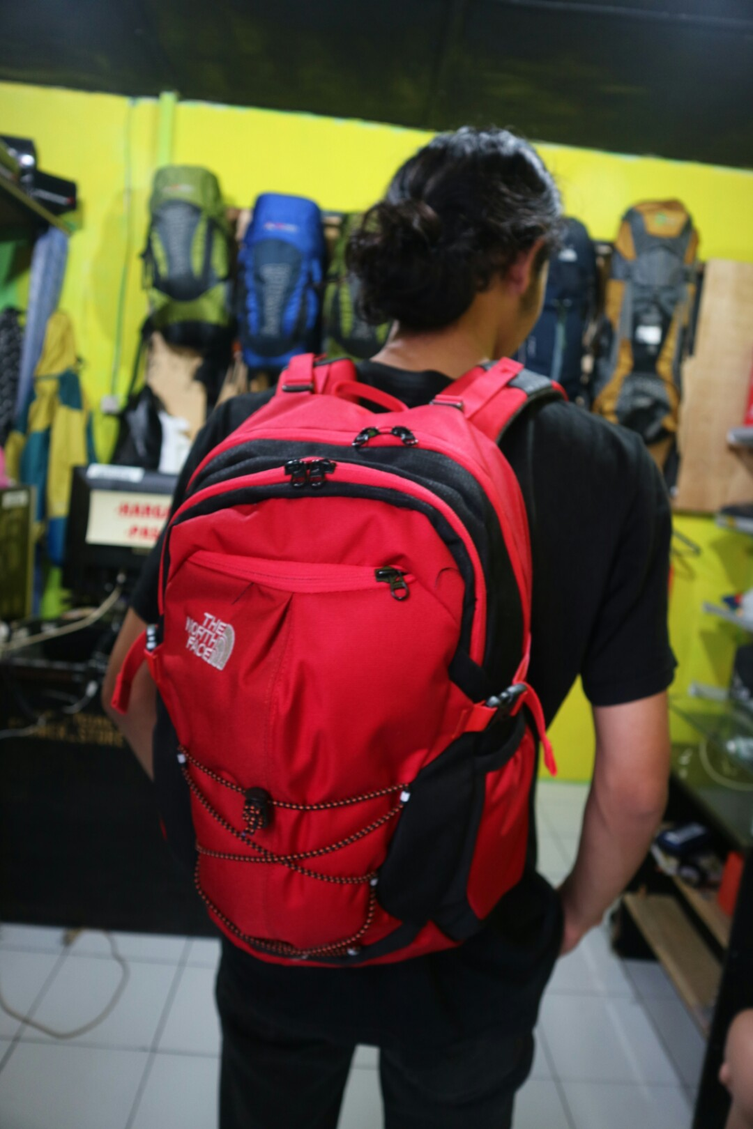 Tas Daypack Backpack Summit Gunung Outdoor Ransel Camping Kuliah Sekolah Sports Other Equipment On Carousell