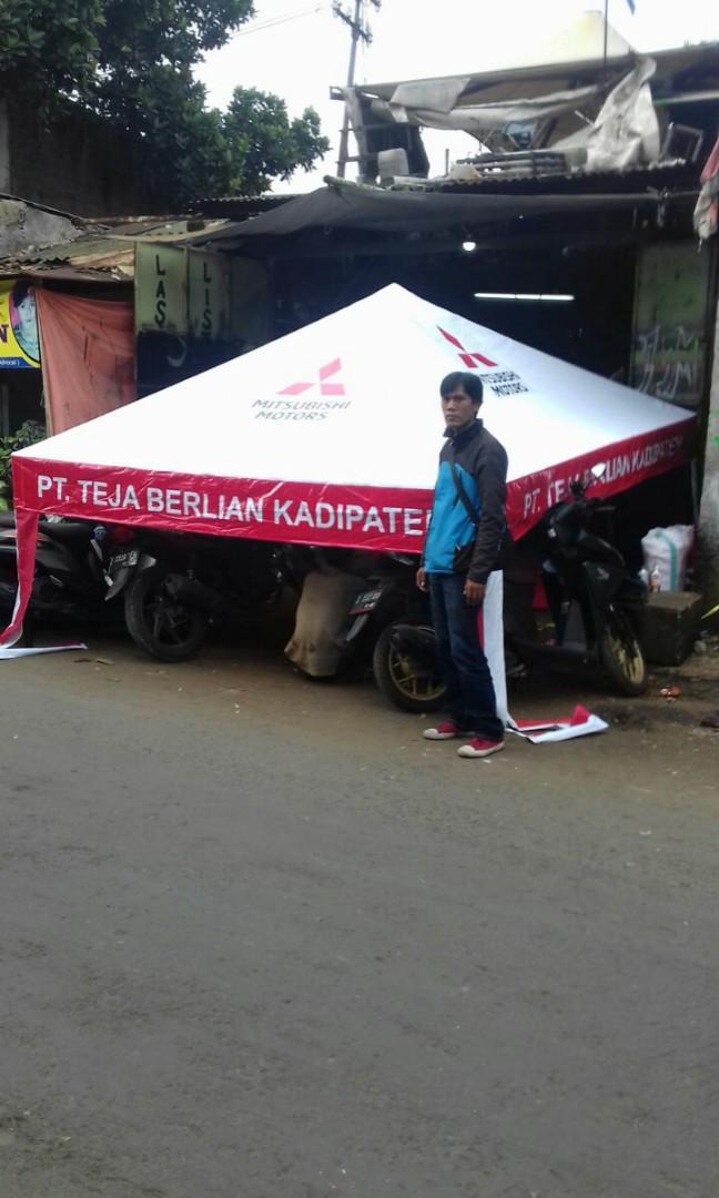 tenda kape 3x3