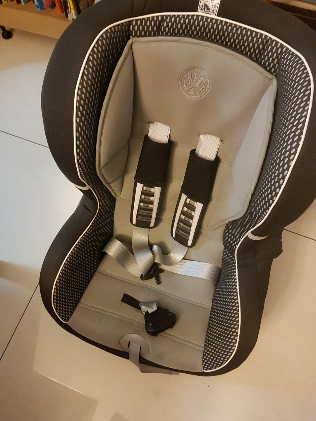 Volkswagen Car Seat With Isofix Car Accessories Accessories On
