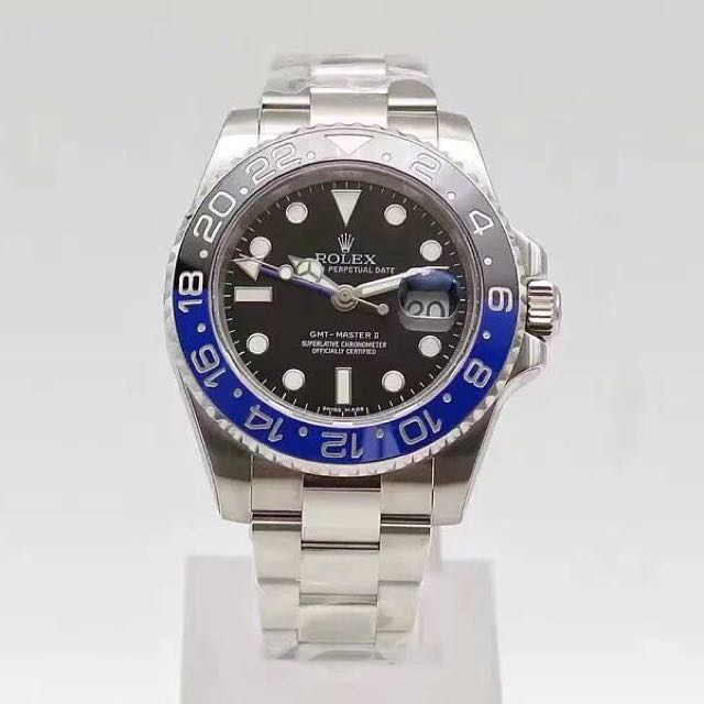 Want To Buy Rolex Gmt Master Ii Batman Bulletin Board Looking For