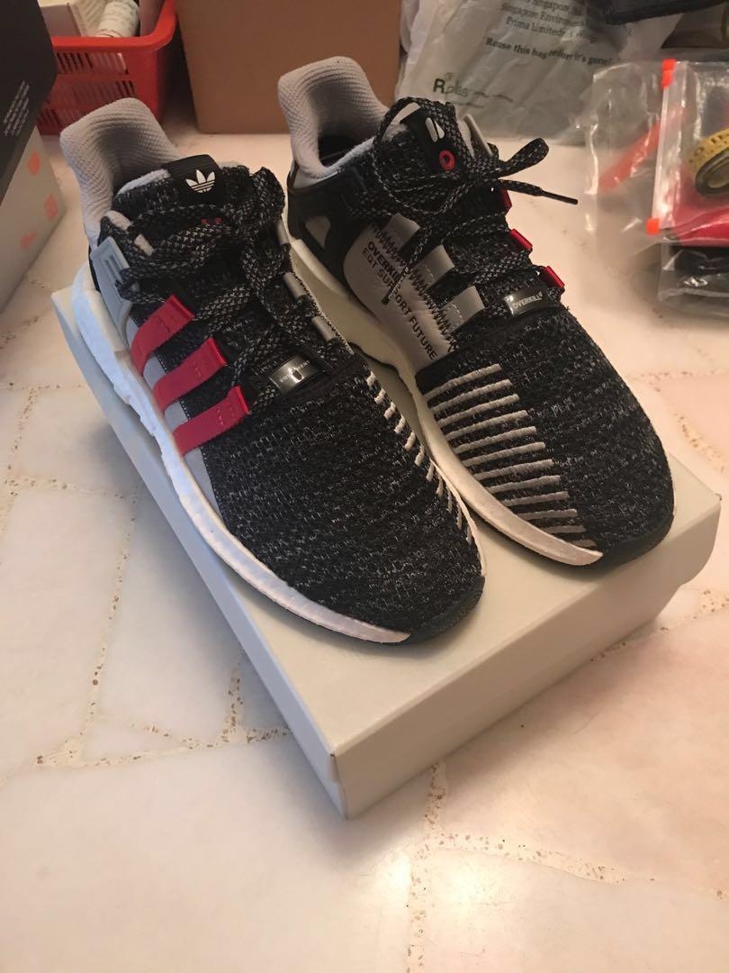 new style fb4ca c3e9b WTT/WTS Adidas EQT x Overkill US 9.5