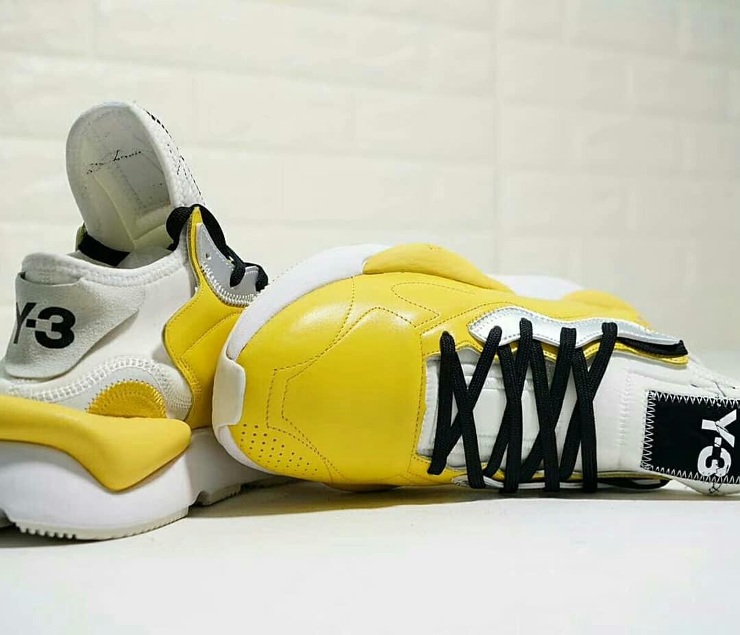 7c22f56db9190 💯yohjiYamamoto Y-3 Kaiwa Chunky Sneakers