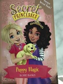 🚚 Secret princess puppy magic