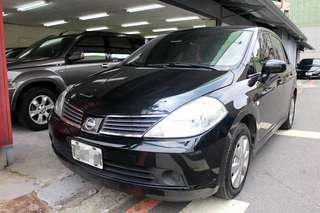 自家用車[年份]2008  [車種]TIIDA 4門 [售價]NT$178000 [特色]超級省油、承載量大、好開輕鬆上手、自家用車 [☎️]0932268246(ID)