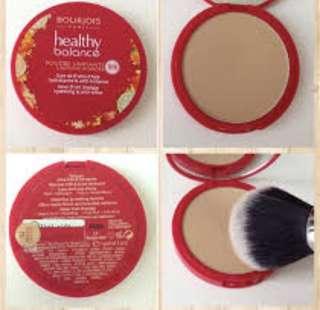 Bourjois healty balance unifying powder shade 53