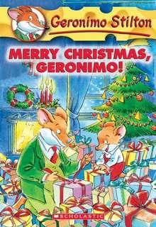 (BN) Geronimo Stilton #12 Merry Christmas, Geronimo!