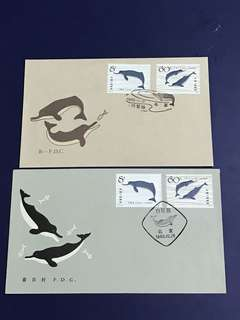 China Stamp- 1980 T57 A/B FDC