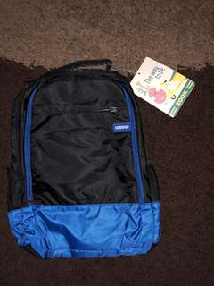 Brand new American Tourister back pack