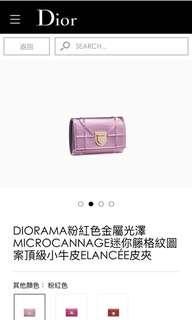 🚚 Dior中夾