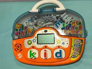 Vtech Lil' Speller Phonics Station 玩具