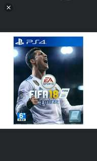 PS4 Fifa 18 R3 (Free Download Fifa World Cup)
