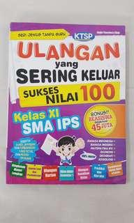 Buku Kumpulan Soal IPS SMA