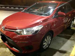 toyota vios for car rental