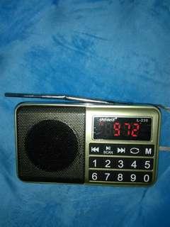 Digital radio sale.   Call 81211422