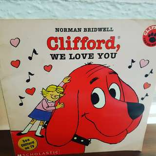clifford children books