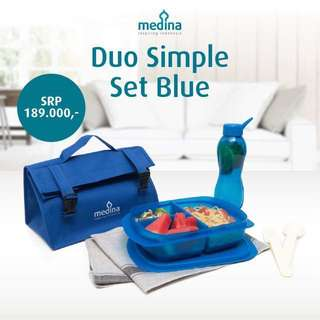 Duo simple set