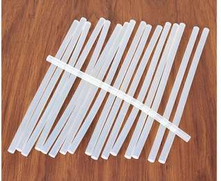 Glue stick refill for hot glue gun