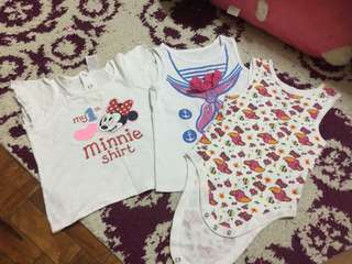 Toddlers top 3 for php100