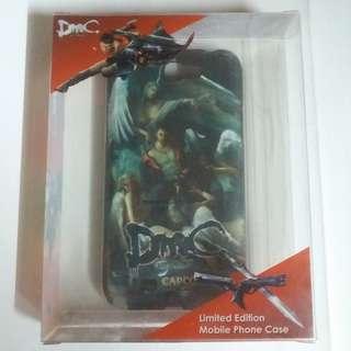 DMC Devil may cry 遊戲特典 samsung note2 手機殼 手機套