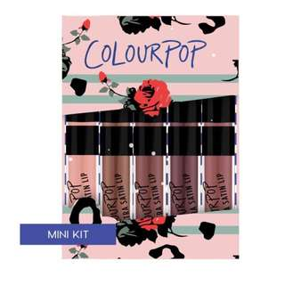 Colourpop On a Whim Collection