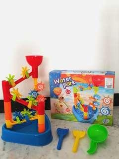 Waterpark toy mainan kincir air