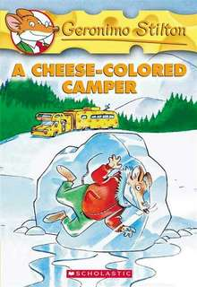 (BN) Geronimo Stilton #16 A Cheese-Colored Camper