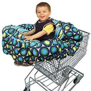 Push cart cover and high chair