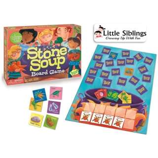 Peaceable Kingdom - Cooperative Game - Stone Soup