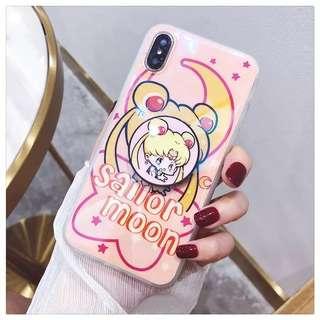 美少女戰士/百變小櫻手機殼iPhone 6s-X