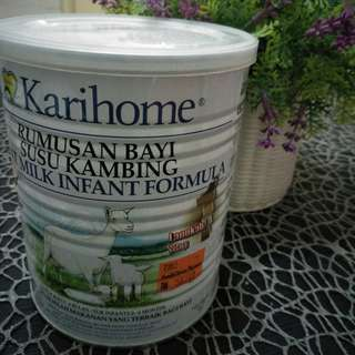 Karihome Goat Milk Infant Formula