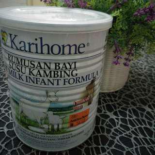 Karihome Goat Milk Infant Formula