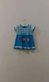 SALEE..Dress baby blue