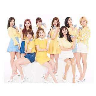TWICE GIVEAWAY!!