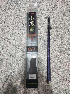 🚚 Prawning rod