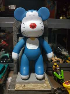 Popobe 25cm Doraemon 400% Bearbrick