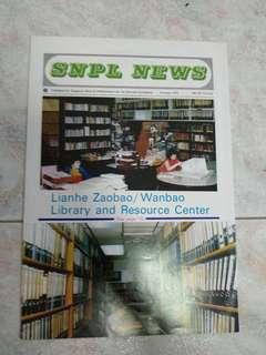 1983 Oct Singapore News & Publications Ltd (SNPL)