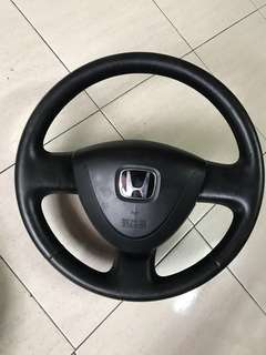 Honda Jazz Fit gd steering