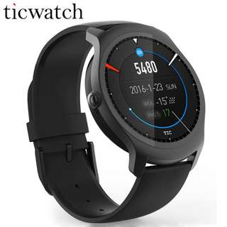 100% Brand New Ticwatch 2 Smartwatch 智能手錶 [全新未開盒]
