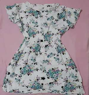 🎀 Preloved Floral Summer Dress