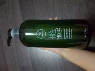 Teatree special shampoo 1 litree