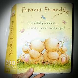 Forever Friends Hallmark Photo Album 熊相簿 4R 200
