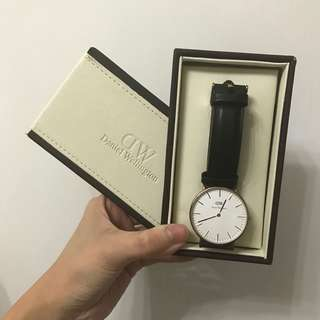 Daniel Wellington DW Sheffield watch 手錶 36mm