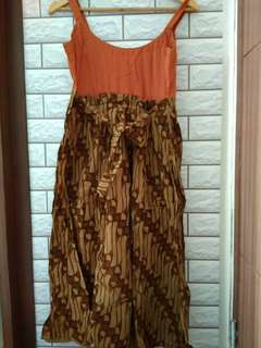 Dress Batik Jawa XL