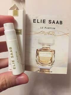 Elie Saab 1ml香水 存貨: 2