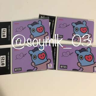 BT21 T Money - Mang