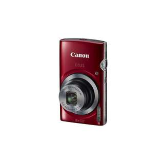 Canon IXUS 160 Camera - Red