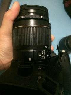 Kamera DSLR CANON 60 D