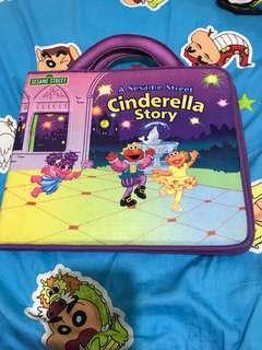芝麻街故事sesame street Cinderella story