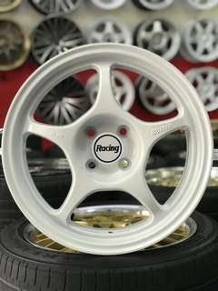Enkei rpo1 cutiing japan original 16 inch sports rim swift vios jazz city *sports rim of the year*