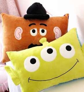 可愛卡通枕頭套
